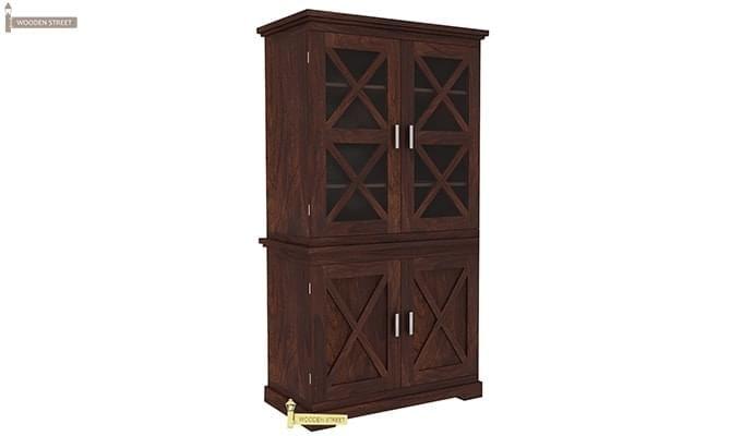 Loren Kitchen Cabinets (Walnut Finish)-2