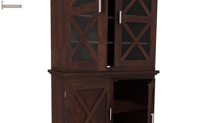 Loren Kitchen Cabinets (Walnut Finish)-7