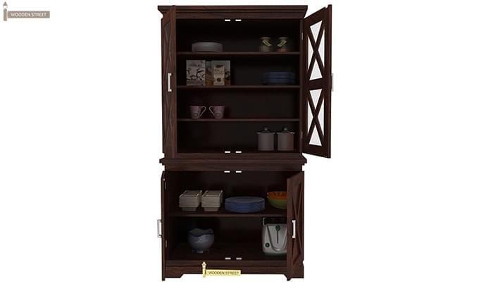 Loren Kitchen Cabinets (Walnut Finish)-8