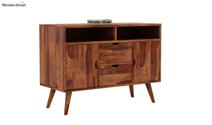 Lynton Sideboard (Teak Finish)-2