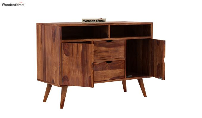 Lynton Sideboard (Teak Finish)-4