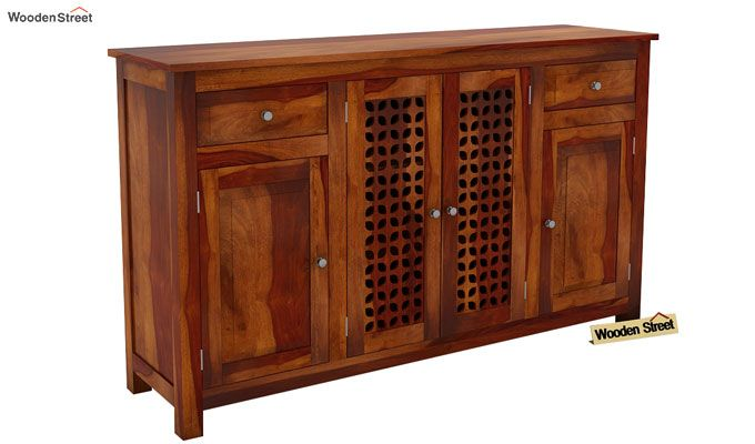 Mendes Sideboard (Honey Finish)-2