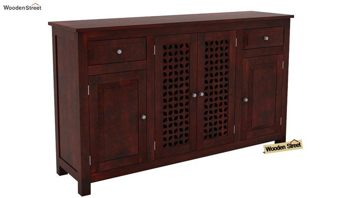 Mendes Sideboard (Mahogany Finish)-1