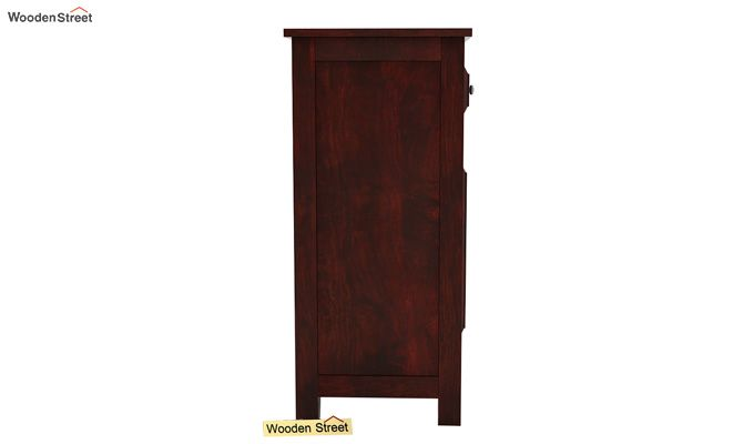 Mendes Sideboard (Mahogany Finish)-4