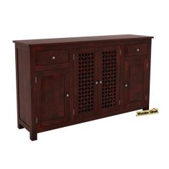 Mendes Sideboard (Mahogany Finish)
