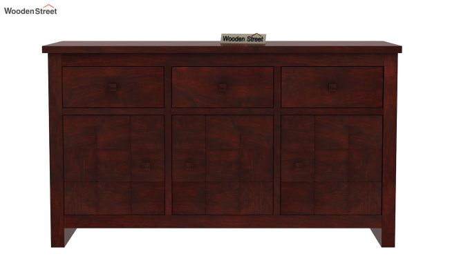 Morse Sideboard (Mahogany Finish)-3