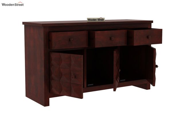Morse Sideboard (Mahogany Finish)-4