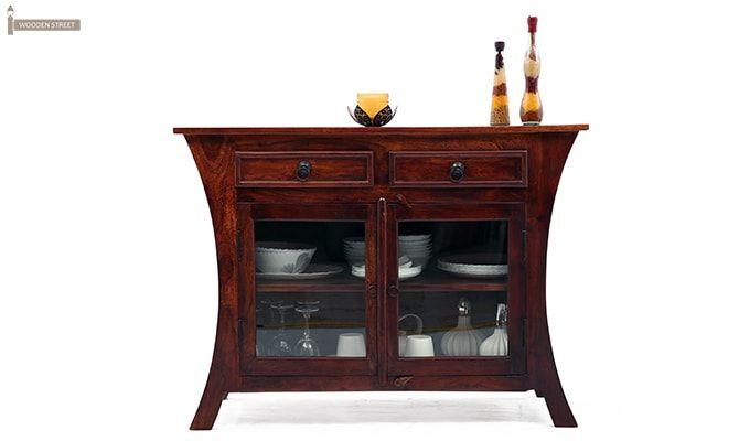 Picard Kitchen Cabinets (Teak Finish)-1