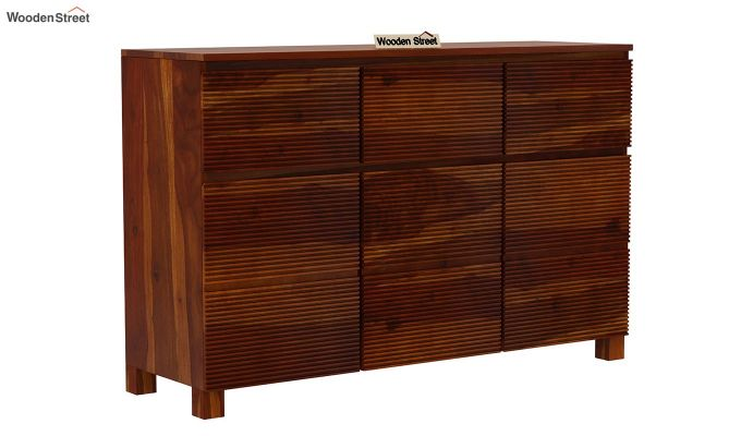 Roger Sideboard (Honey Finish)-3