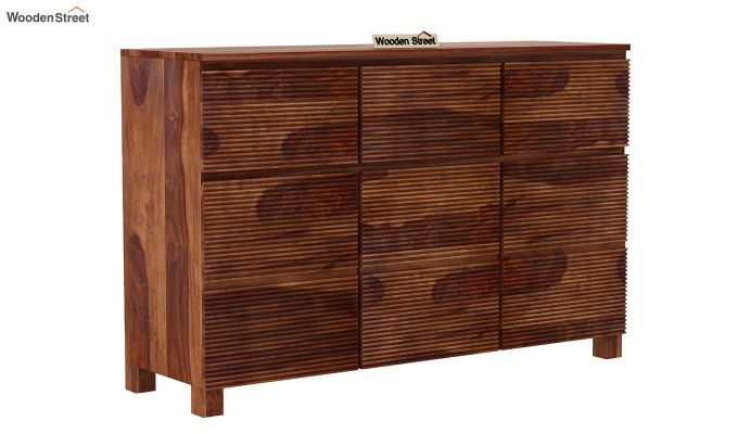 Roger Sideboard (Teak Finish)-3