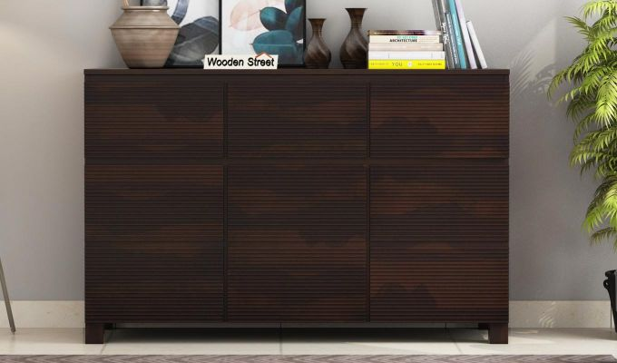 Roger Sideboard (Walnut Finish)-2