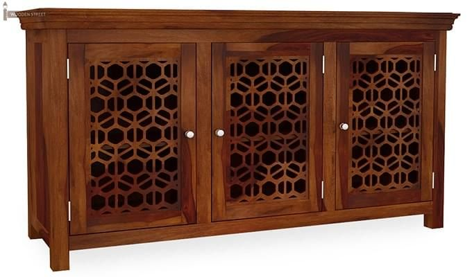 Triton Sideboard (Honey Finish)-2
