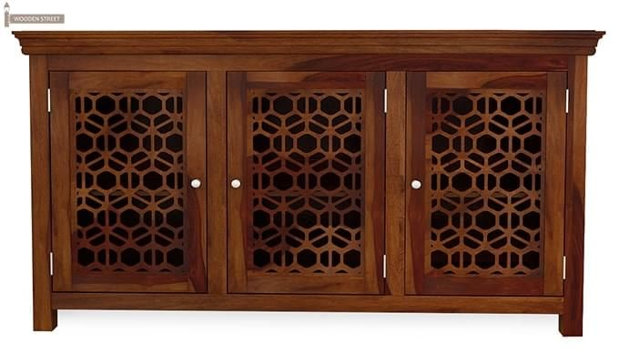 Triton Sideboard (Honey Finish)-3