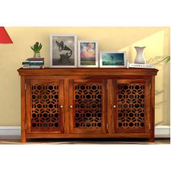 Triton Sideboard (Honey Finish)