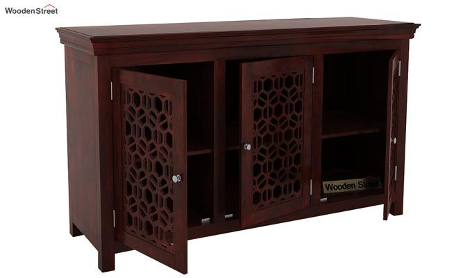 Triton Sideboard (Mahogany Finish)-3