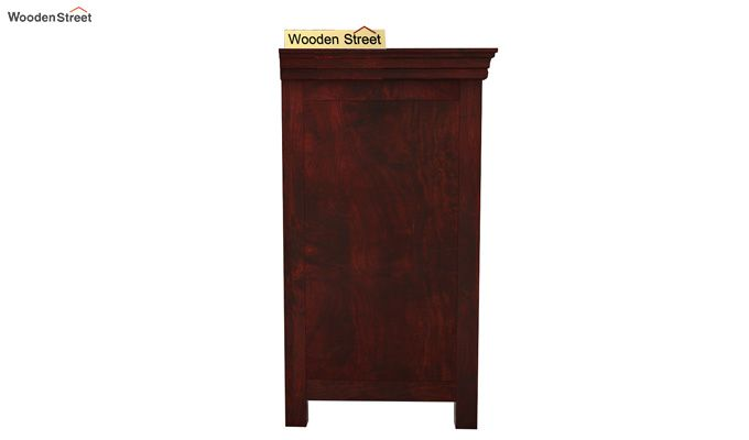Triton Sideboard (Mahogany Finish)-4