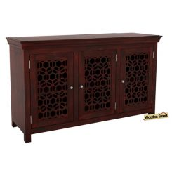 Triton Sideboard (Mahogany Finish)