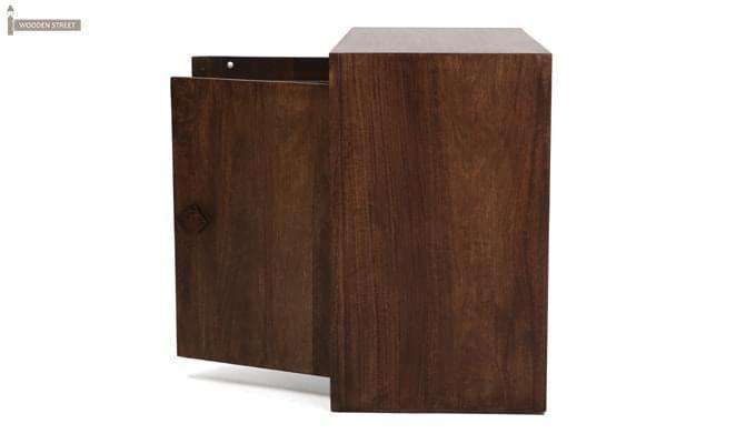Benat Sideboard (Walnut Finish)-5