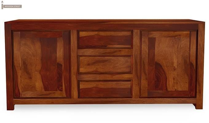 Warrican Sideboard (Honey Finish)-3
