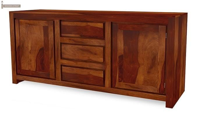 Warrican Sideboard (Honey Finish)-4