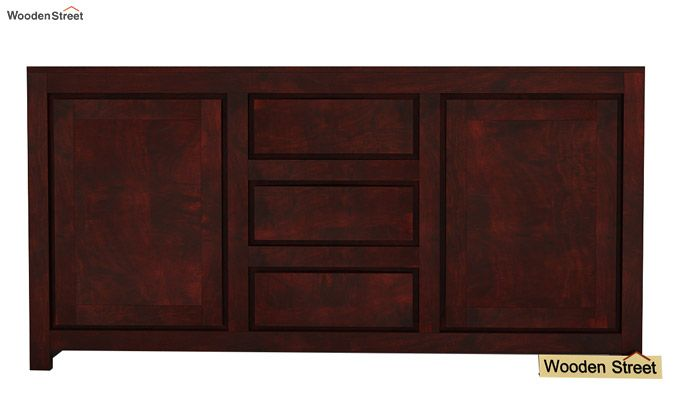 Warrican Sideboard (Mahogany Finish)-2