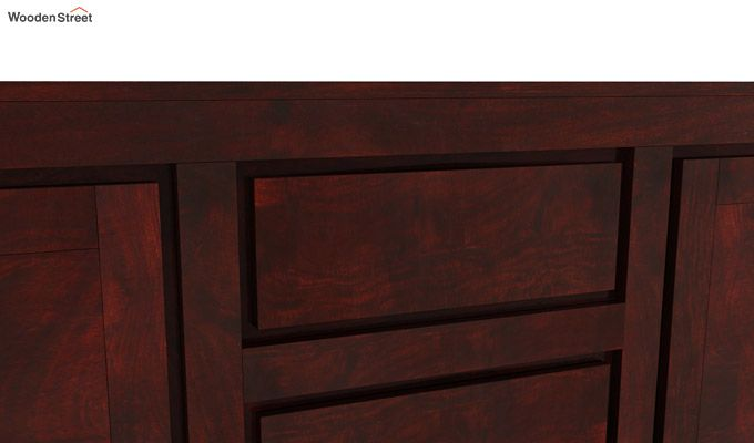 Warrican Sideboard (Mahogany Finish)-5