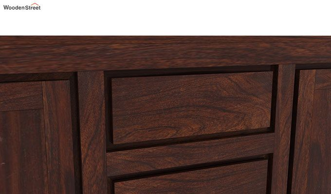 Warrican Sideboard (Walnut Finish)-5