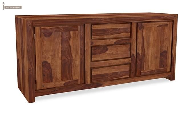 Warrican Sideboard (Teak Finish)-2