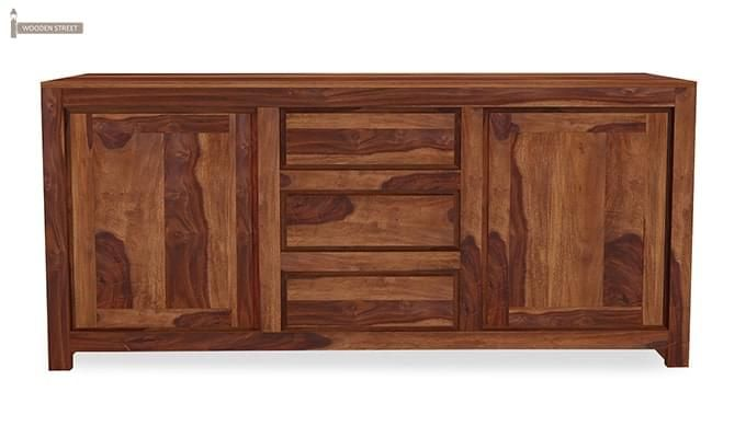 Warrican Sideboard (Teak Finish)-4