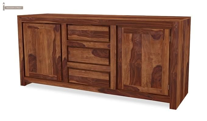 Warrican Sideboard (Teak Finish)-5