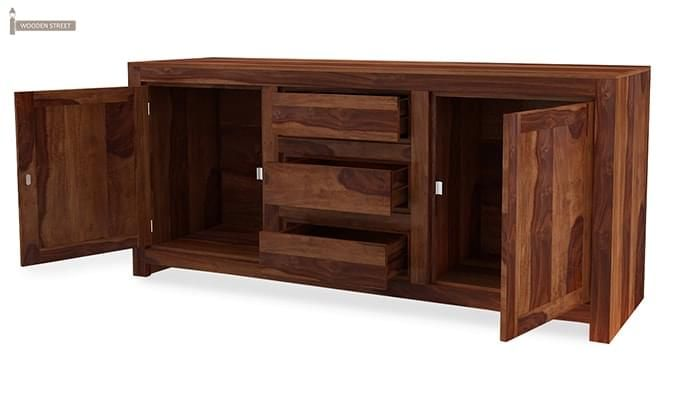 Warrican Sideboard (Teak Finish)-6