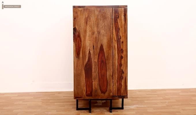 Zimer Cabinet (Teak Finish) -6
