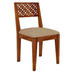 Cambrey Study Chair (Honey Finish)