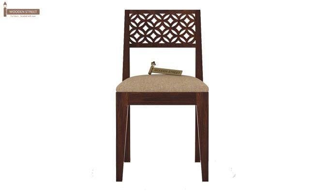 Cambrey Study Chair (Walnut Finish)-2