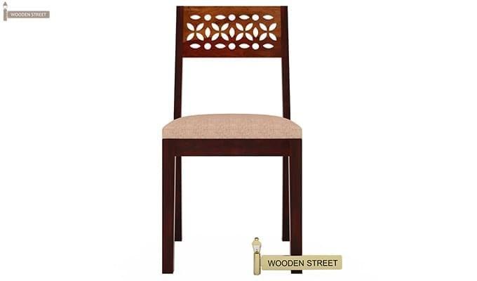 Pacino Study Chair (Honey Finish)-1