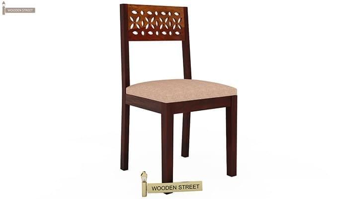 Pacino Study Chair (Honey Finish)-2