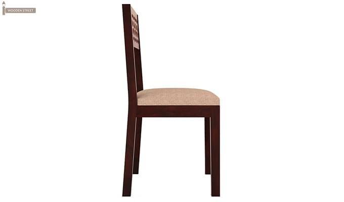 Pacino Study Chair (Honey Finish)-3