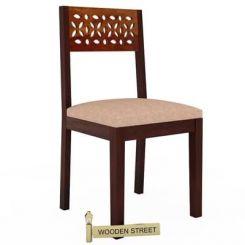 Pacino Study Chair (Honey Finish)