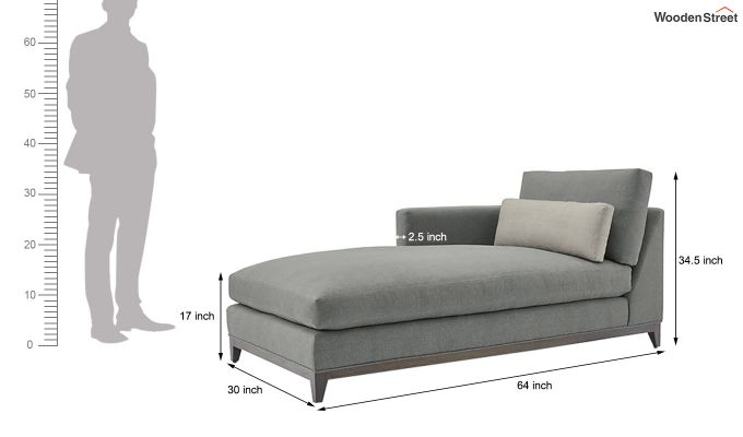 Adaliz Chaise Lounge (Warm Grey)-5