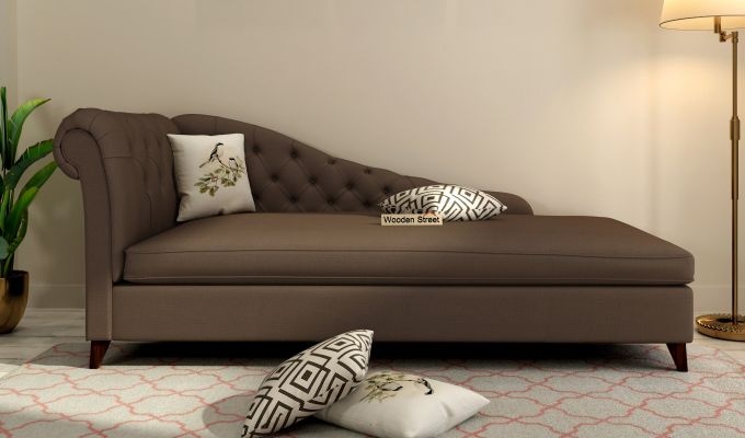 Begonia Chaise Lounge (Classic Brown)-1