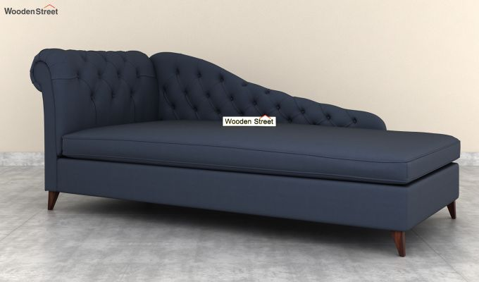 Begonia Chaise Lounge (Indigo Ink)-2
