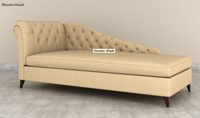 Begonia Chaise Lounge (Irish Cream)-2