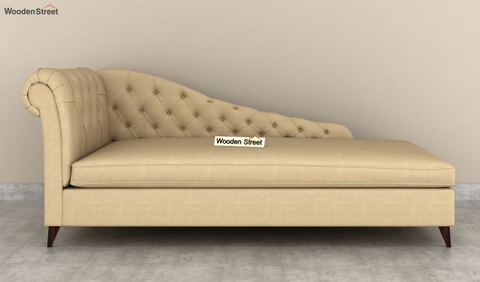 Begonia Chaise Lounge (Irish Cream)-3
