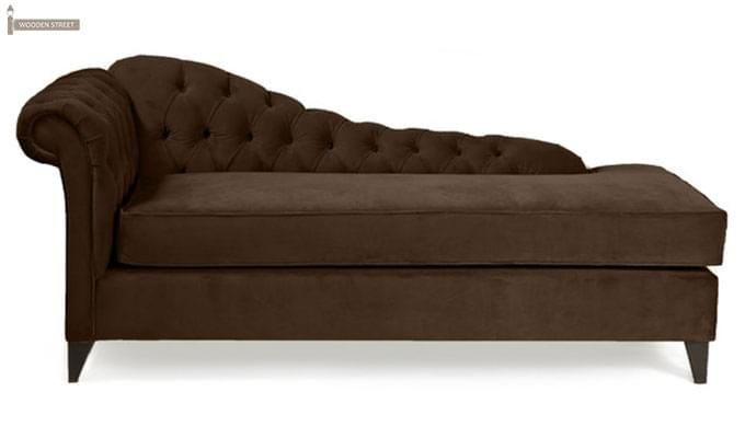 Begonia Chaise Lounge (Saddle Brown)-1