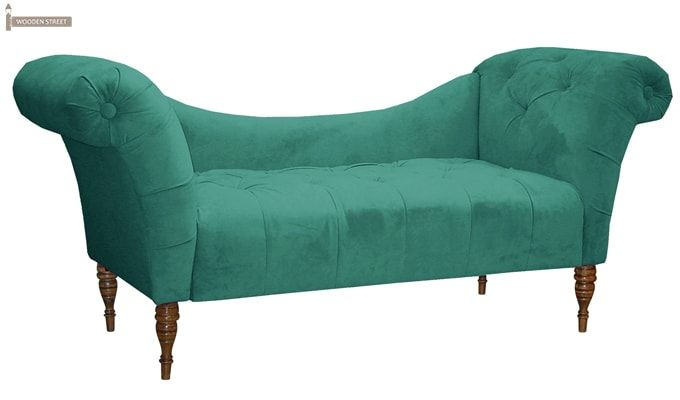 Bella Chaise Lounge (Green)-2