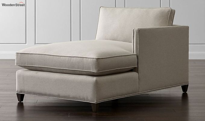 Canto Chaise Lounge (Ivory Nude)-1