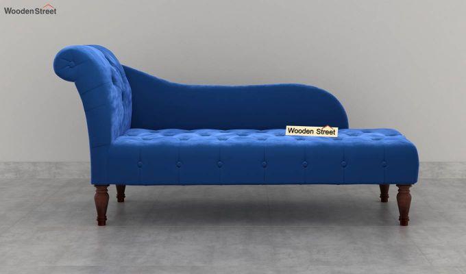 Crocus Chaise Lounge (Indigo Blue)-3