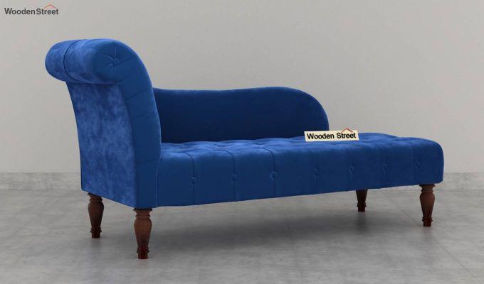 Crocus Chaise Lounge (Indigo Blue)-4