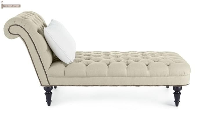 Diane Chaise Lounge (Cream)-2