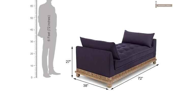 Efrem Chaise Lounge (Purple)-3